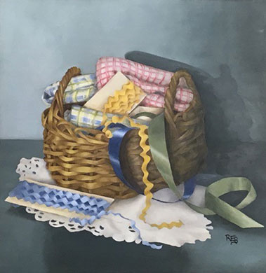 Marie's Basket by Robyn Brooks